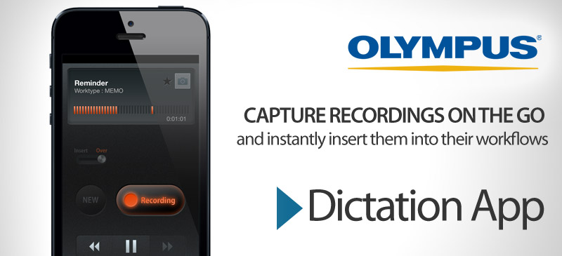 SmartPhone Dictation App