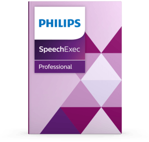 Philips SpeechExec Pro Dictate 10 with Speech Recogniton