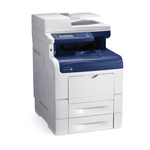 WorkCenter 6605/DN Color Mulitfunction Printer with Duplex