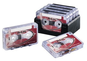 Philips 0005 30 Minute Mini Cassette