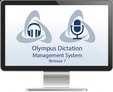 Olympus ODMS Release 7 - Dictate Module