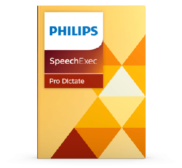 Philips SpeechExec Pro Dictate Software License V10
