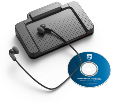 Philips 7177 SpeechExec Transcription Kit - Basic