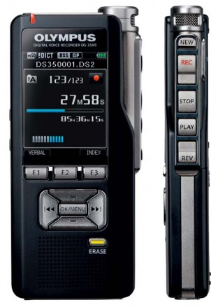 Olympus DS3500 Digital Voice Recorder